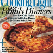 Cooking Light Magazine September 2014