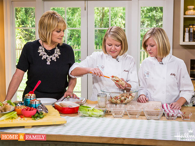 Home & Family: Back to School Lunch